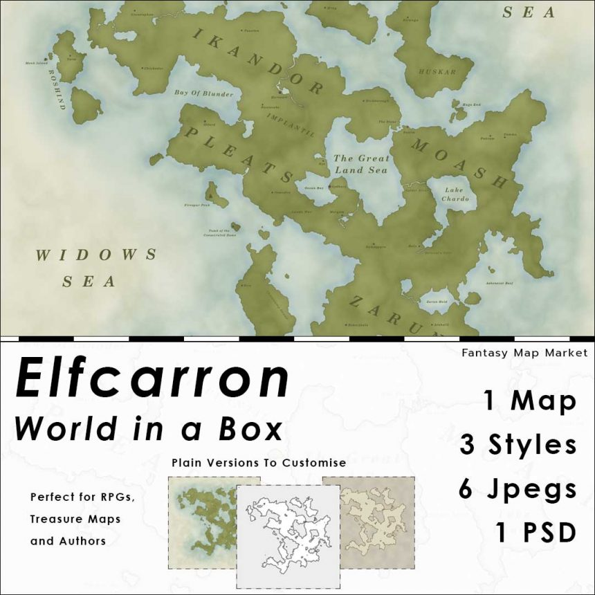 Elfcarron - World in a Box